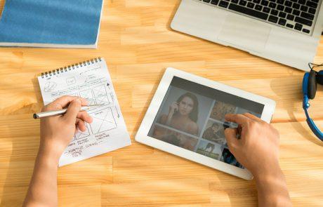 Intuitive Web Application Design