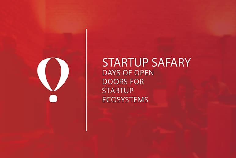 Startup-Safary in Berlin