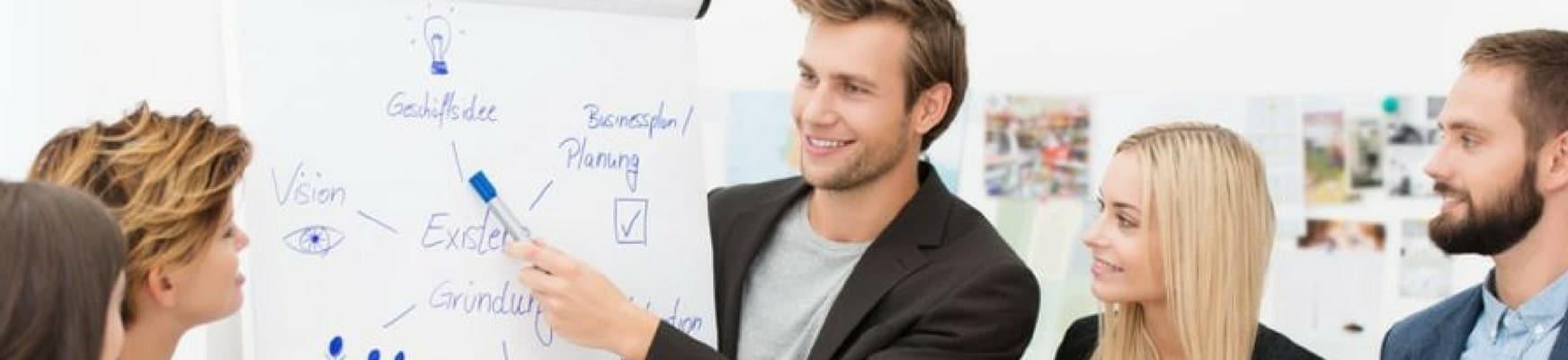 develop a fintech startup