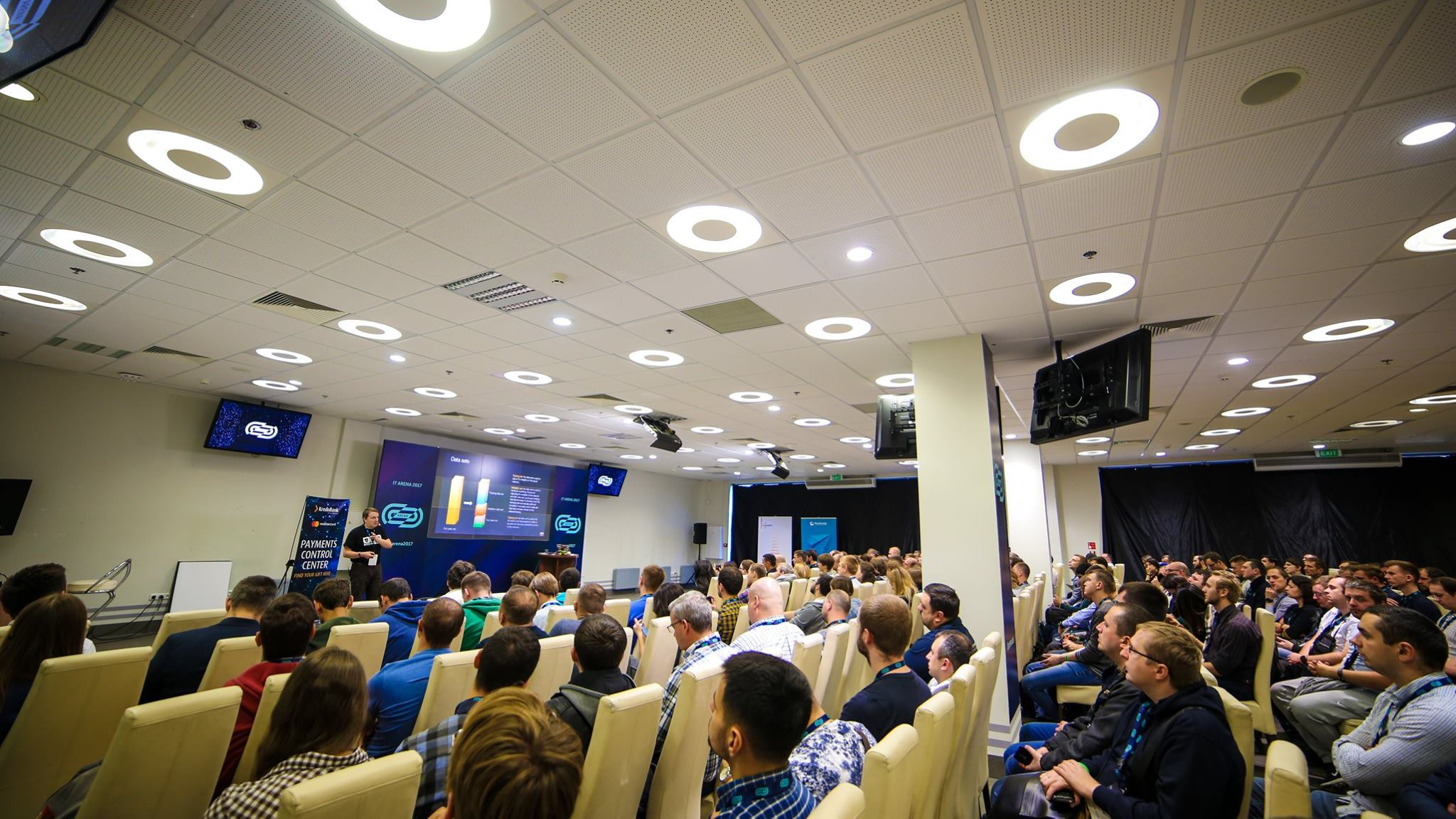 Lviv IT arena 2017